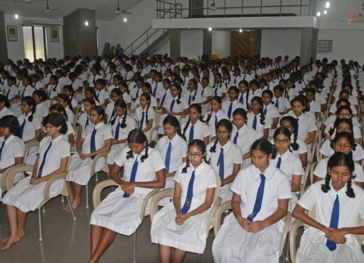 Sati Pasala Program at Musaeus College - Colombo