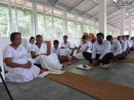 Sati Pasala Program for Principals and Teachers of Dompe Education District (15)