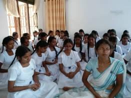 Sati Pasala program at Rippon Girls College, Galle (2)