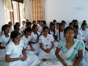 Sati Pasala program at Rippon Girls College, Galle (2)