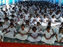 Sati Pasala program at Rippon Girls College, Galle
