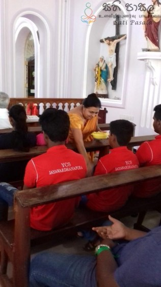 Sati Pasala Programme at Malwaththa Church, Negambo (10)