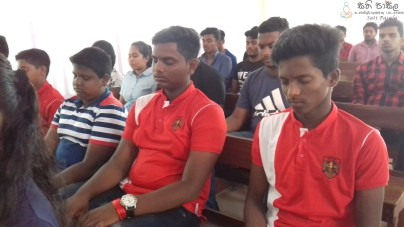 Sati Pasala Programme at Malwaththa Church, Negambo (15)