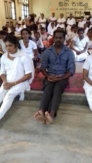 Sati Pasala Programme at Mawathagama (2)