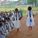 Sati Pasala Programme at Sri Chandrajothi Maha Vidyalaya, Yakkala