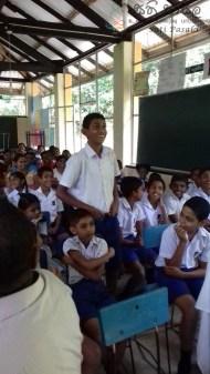 Satipasala programme at Ambanwela Primary, Welamboda (10)