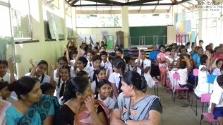 Satipasala programme at Ambanwela Primary, Welamboda (14)