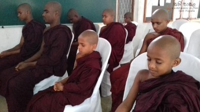 Sati Pasala Programme at Thelambugala Pirivena (3)