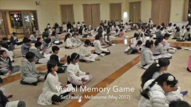 Visual Memory Game (Mindful Game)