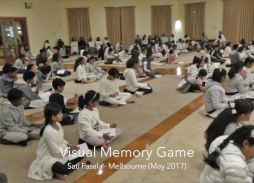 Visual Memory Game (Mindful Game)