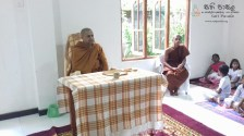 Sati Pasala at Gunathilakaraamaya, Pamunuwa Kandy (1)