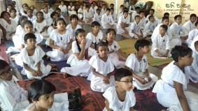 Sati Pasala at Sri Nigrodaraamaya Sunday School, Dewaragampola Mawanella (1)