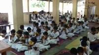 Sati Pasala at Sri Nigrodaraamaya Sunday School, Dewaragampola Mawanella (13)