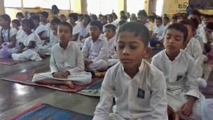 Sati Pasala at Sri Nigrodaraamaya Sunday School, Dewaragampola Mawanella (29)