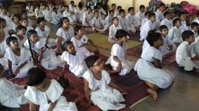 Sati Pasala at Sri Nigrodaraamaya Sunday School, Dewaragampola Mawanella (6)