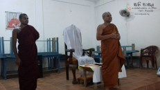 Sati Pasala programme at Sri Bodhirukkaramaya Temple, Doragala (13)