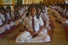 Thawalama Vidyaraja National School Grade 8 & 9 Students Practiced Mindfulness (29)