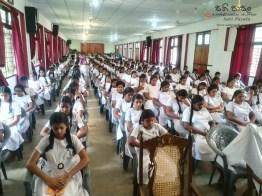 Mindfulness Programme at Sumana Balika Vidyalaya, Ratnapura (25)