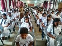 Mindfulness Programme at Sumana Balika Vidyalaya, Ratnapura (26)