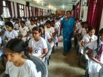 Mindfulness Programme at Sumana Balika Vidyalaya, Ratnapura (29)