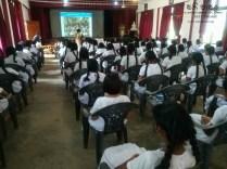Mindfulness Programme at Sumana Balika Vidyalaya, Ratnapura (30)