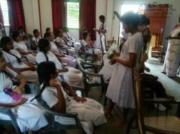 Mindfulness Programme at Sumana Balika Vidyalaya, Ratnapura (36)