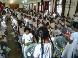Mindfulness Programme at Sumana Balika Vidyalaya, Ratnapura (38)