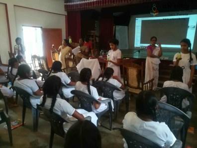 Mindfulness Programme at Sumana Balika Vidyalaya, Ratnapura (40)