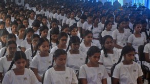 Mindfulness for Grade 10 & 11 Students from Rippon Ladies College at Galle (5)