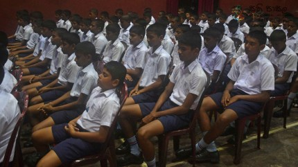 Mindfulness for Grade 8 Students from Richmand College at Galle (11)