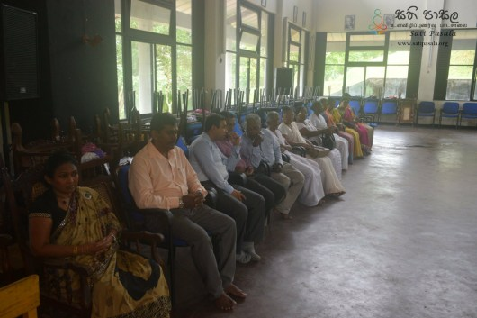 Mindfulness for Kuruduwatta Educational Training College at Galle (6)
