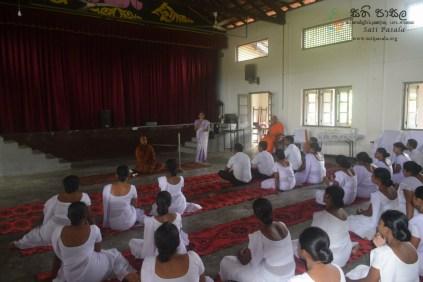 Mindfulness for Teachers at Unawatuna Amarasuriya Teacher Training Center, Galle (3)