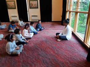 Sati Pasala -Dunedin -New Zealand has completed two years in September, 2018 (Sitting) (6)
