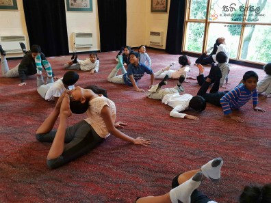 Sati Pasala -Dunedin -New Zealand has completed two years in September, 2018 (Yoga) (10)
