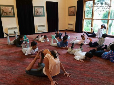 Sati Pasala -Dunedin -New Zealand has completed two years in September, 2018 (Yoga) (11)