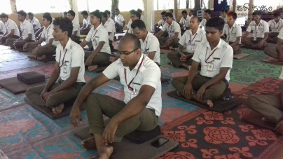 Sati Pasala Mindfulness Programme for Trainee PHI (5)