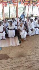 Sati Pasala Programme at Shailagiri Aranya, Nikahetiya (3)