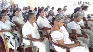 Sati Pasala Programme for Elders in Daulagala (11)