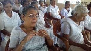 Sati Pasala Programme for Elders in Daulagala (12)