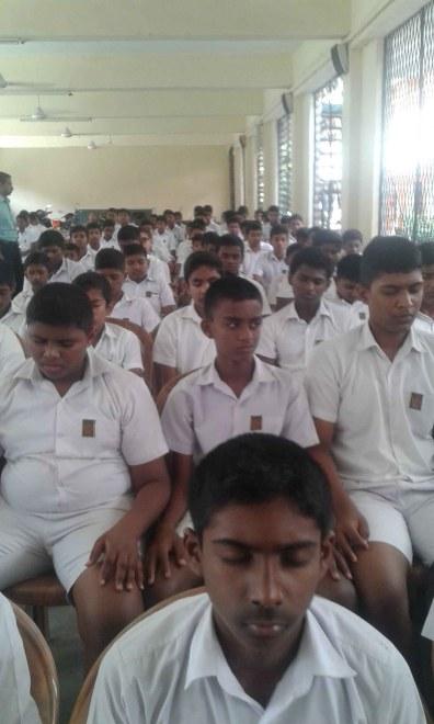 Sati Pasala at Janadhipathi Vidyalaya, Maharagama (4)