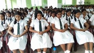 Sati Pasala Programme at Ferguson High School, Ratnapura