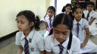 Mindfulness for grade 4 and 5 students from President Model School Dodanwala (12)