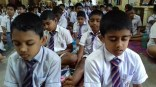 Mindfulness for grade 4 and 5 students from President Model School Dodanwala (17)