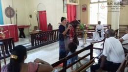 Mindfulness programme at St. Johns Church, Gatambe (5)