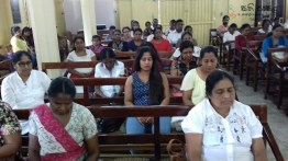 Mindfulness programme at St. Johns Church, Gatambe (9)