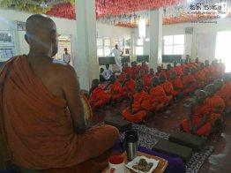 Sati Pasala Initiative Programme at Banagala Sri Upatissa Pirivena (2)