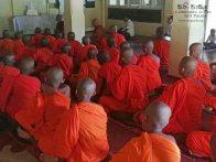 Sati Pasala Initiative Programme at Banagala Sri Upatissa Pirivena (4)