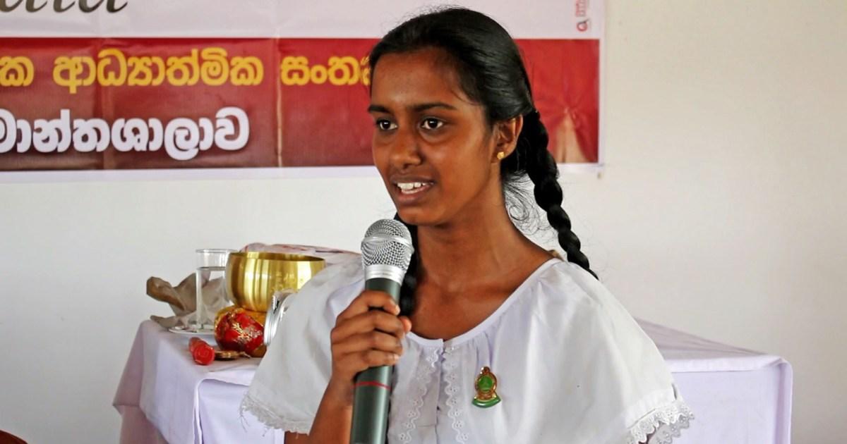 Sati Pasala for Dhamma School Students - 15th September 2018