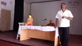 Sati Pasala programme at Prashakthi Disabled People Association, Udu Nuwara (1)