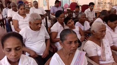 Sati Pasala programme at Prashakthi Disabled People Association, Udu Nuwara (10)